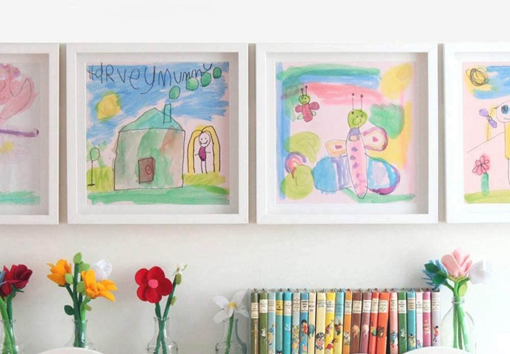 childrens-framed-drawings