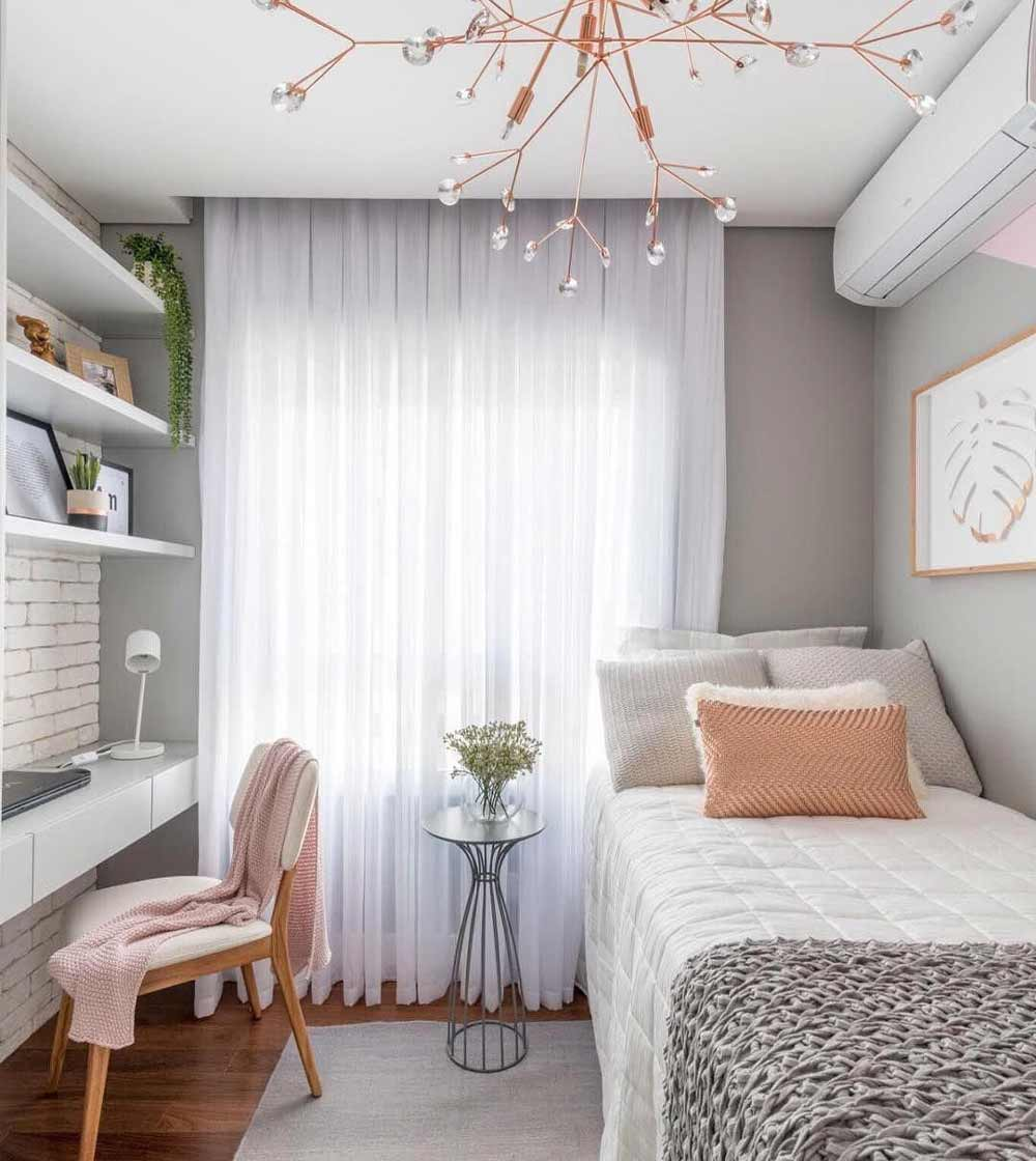 Grey-and-white-copper-teenage-girls-bedroom