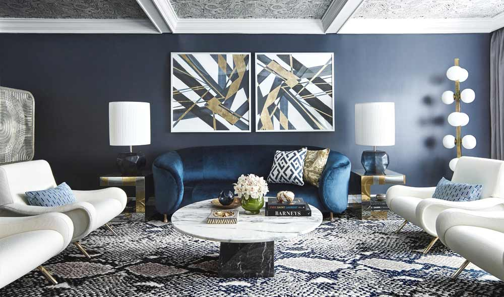 modern-navy-living-room